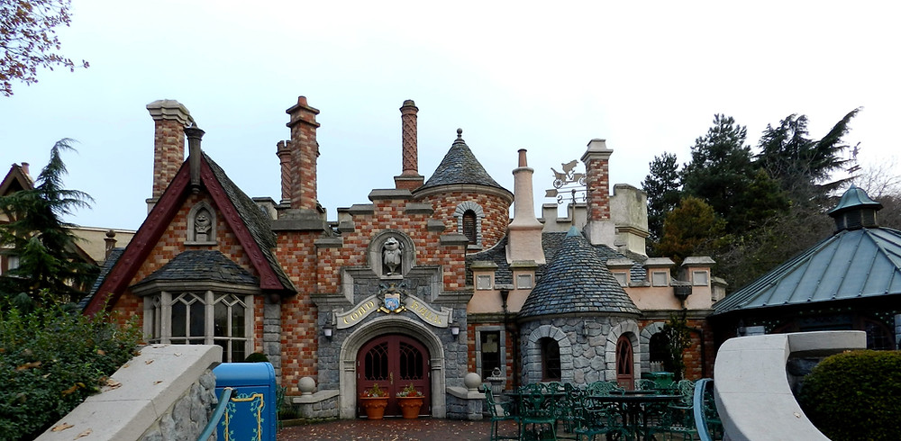 Toad Hall Restaurant en Disneyland Paris