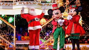 Navidad en Disneyland Paris