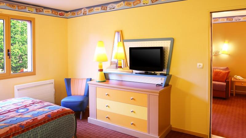 Disney's Hotel Santa Fe Disneyland