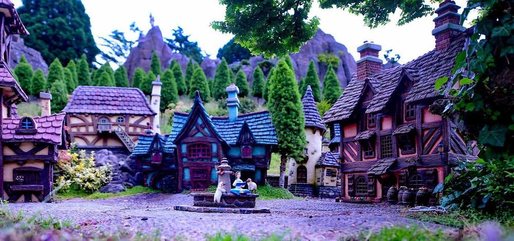 Le Pays des Contes de Fées en Disneyland Paris
