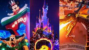 Novedades en Disneyland Paris