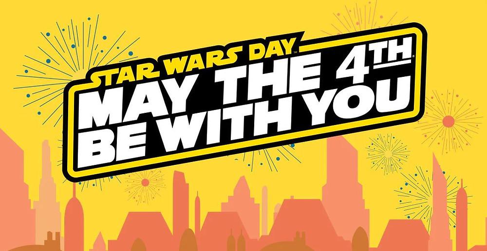 Star Wars Day Dia Disneyland Paris