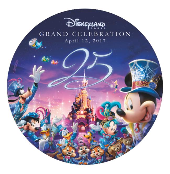 25 Aniversario Disneyland Paris