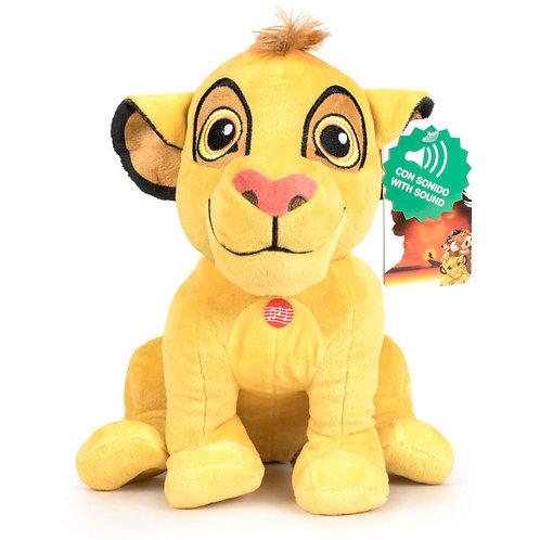 Peluche Simba El Rey Leon