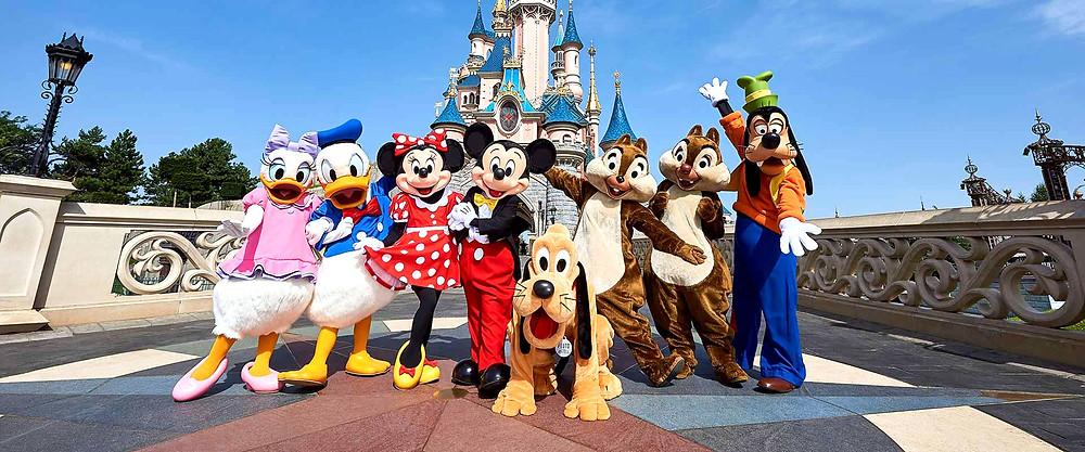 Semana Magica Disneyland Paris