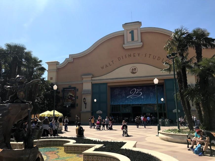 Disney Studio 1 en Disneyland Paris