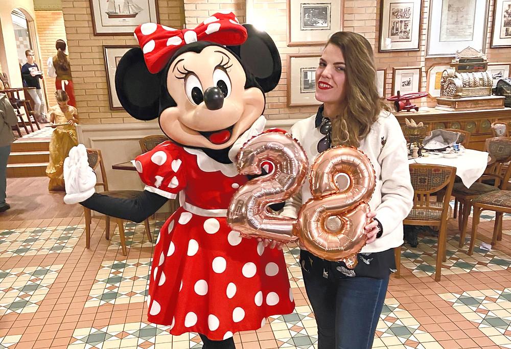 Celebrar un cumpleaños en Disneyland París Birthday Disneyland Paris celebrate