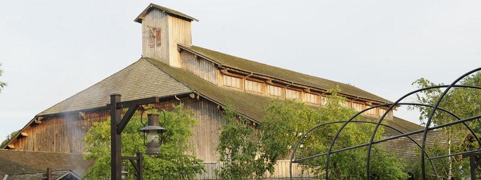Davy Crockett Ranch en Disneyland Paris