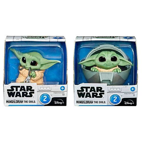 Pack 2 figuras The Child Yoda Star Wars