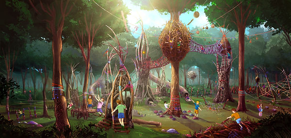 Aqualagon granja BelleVie Villages Nature Paris Disneyland Paris hoteles asociados viaje organizar