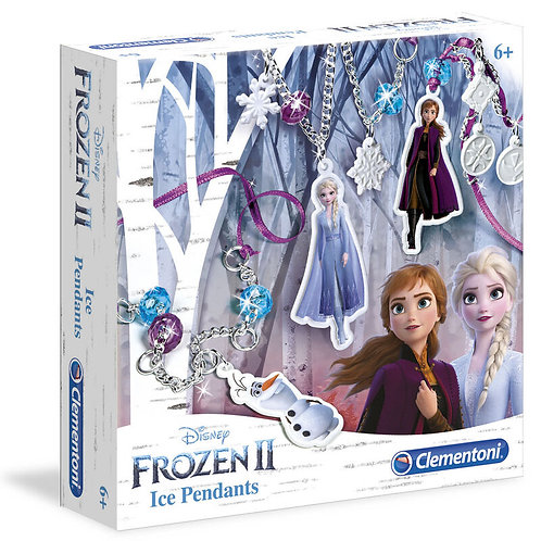 Colgantes Wow Frozen 2 Disney
