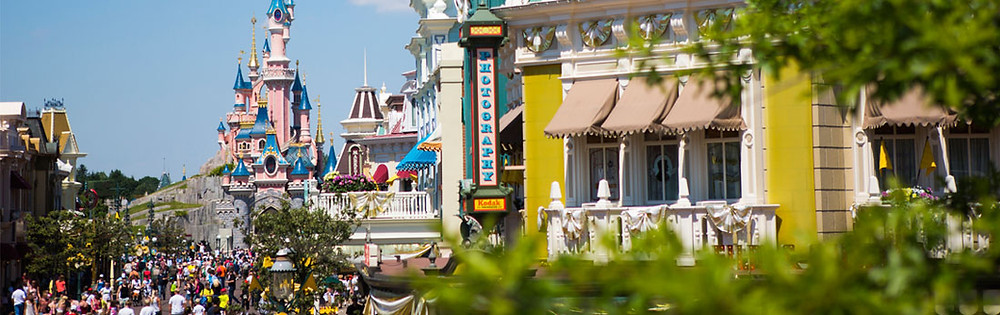 Curiosidades de Disneyland Paris