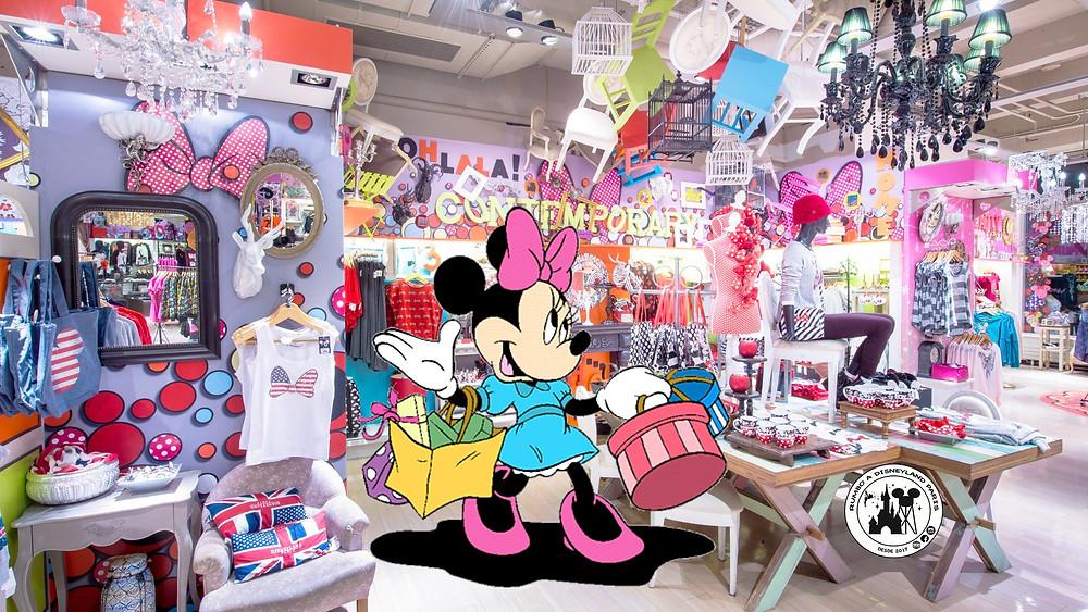 Shopping Service en Disneyland Paris tiendas compras regalos souvenirs