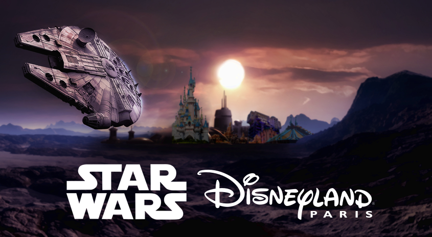 La Temporada de la Fuerza Disneyland Paris Star Wars