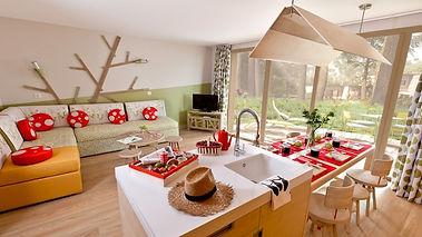 Villages Nature Paris Hotel Disneyland Paris oferta descuento reserva viaje
