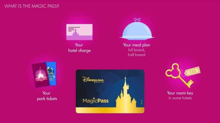 Magic Pass en Disneyland Paris