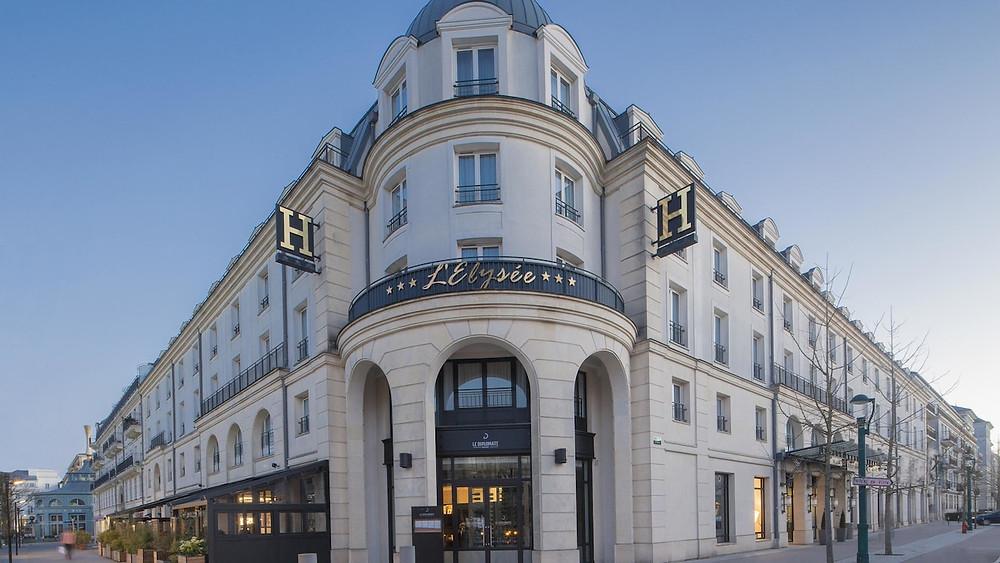 Hôtel l'Elysée Val d'Europe Hoteles en Disneyland Paris ofertas descuento precios reservas informacion consejos