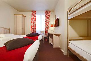 Hotel Campanile Disneyland Paris oferta reserva habitaciones descuento