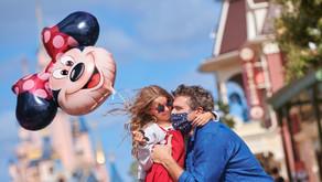 Test PCR y antigenos para viajar a Disneyland Paris