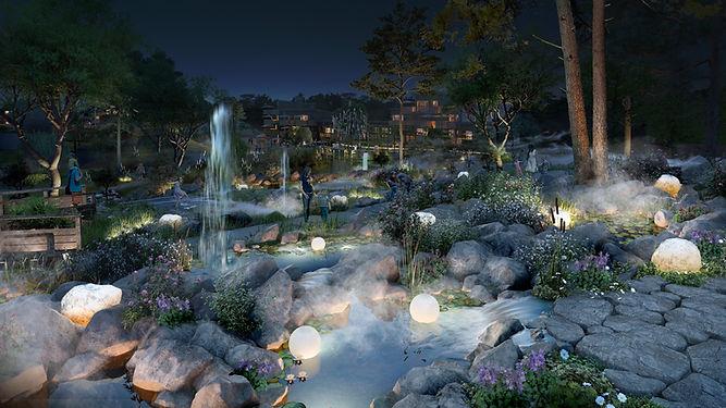 Aqualagon Villages Nature Paris Disneyland Paris hoteles asociados viaje organizar ahorrar informacion consejos