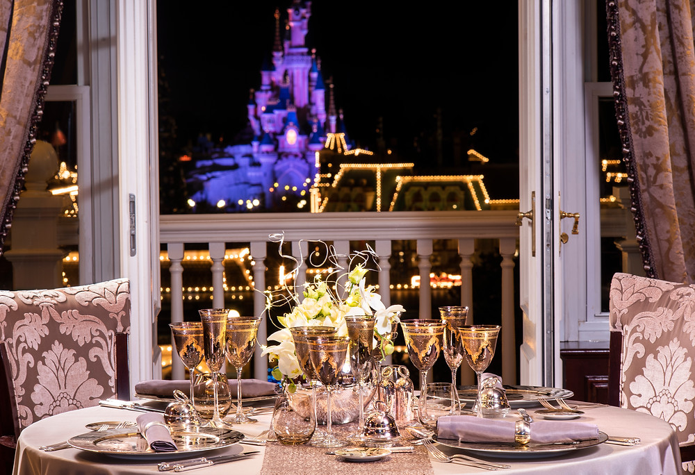 California Grill Restaurante en Hotel Disneyland