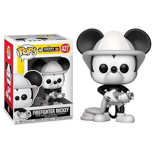 Figura POP Firefighter Mickey