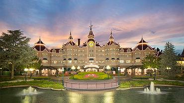Hoteles Disneyland Paris Reservar Oferta Disneyland Hotel