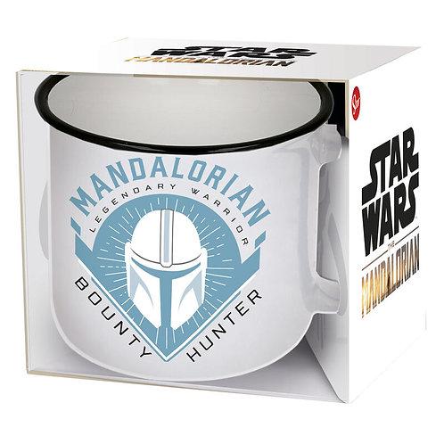 Taza The Mandalorian Star Wars 400ml