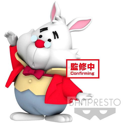 Figura Conejo Blanco Fluffy