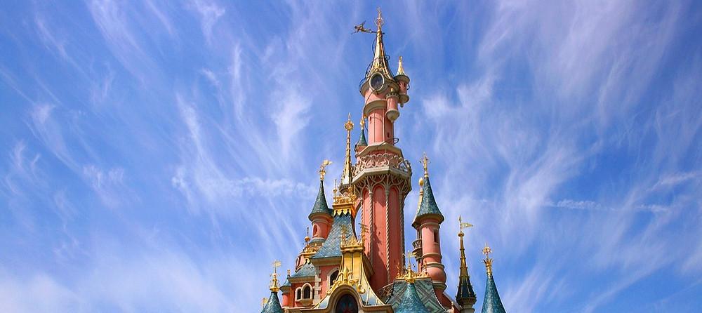 El Castillo de la Bella Durmiente