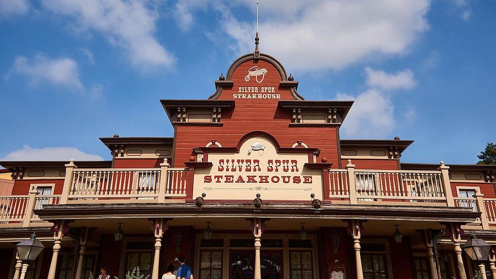 Silver Spur Steakhouse en Disneyland Paris