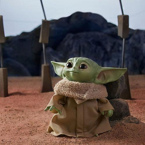 Peluche Yoda The Child con sonidos 19cm