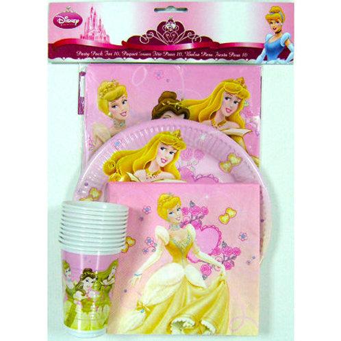Pack fiesta Princesas