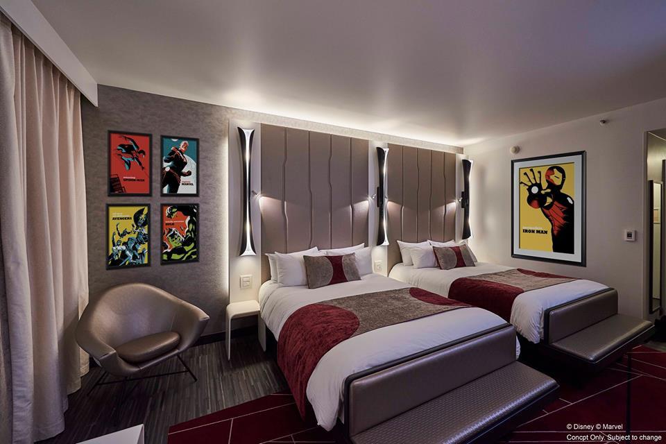 Disneyland Paris Marvel Walt Disney Studios Atraccion hotel New York ofertas hoteles estancia chollo viaje