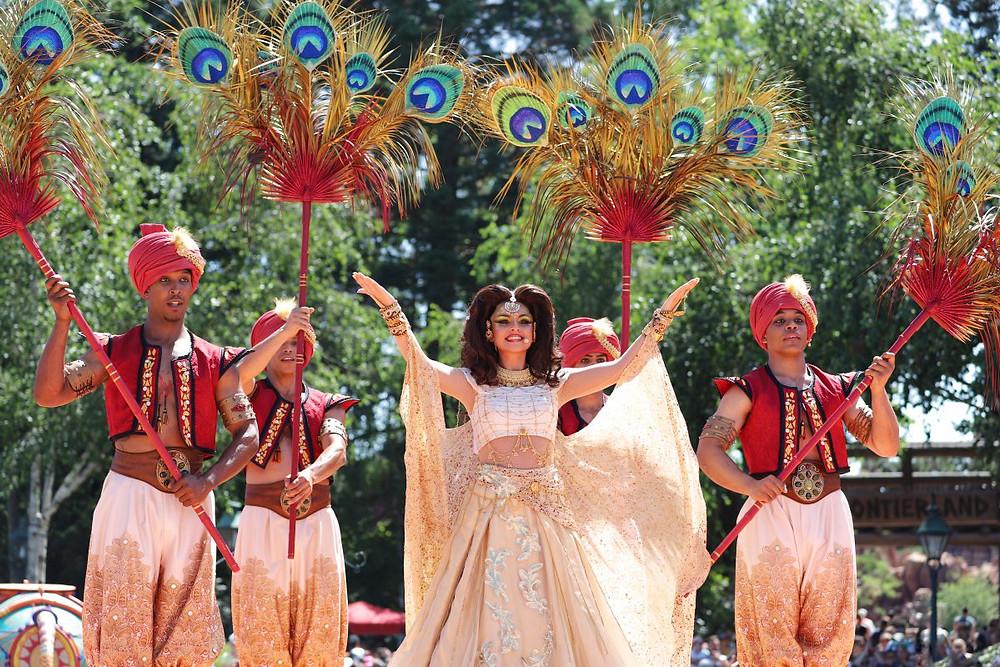 Secretos de los disfraces y trajes de Disneyland Paris