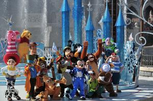 Mickey presenta: Feliz cumpleaños Disneyland Paris