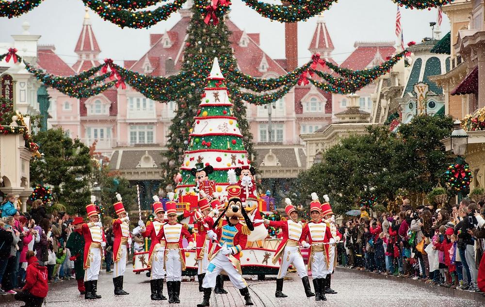 Nuevas temporadas para el año 2020 en Disneyland Paris