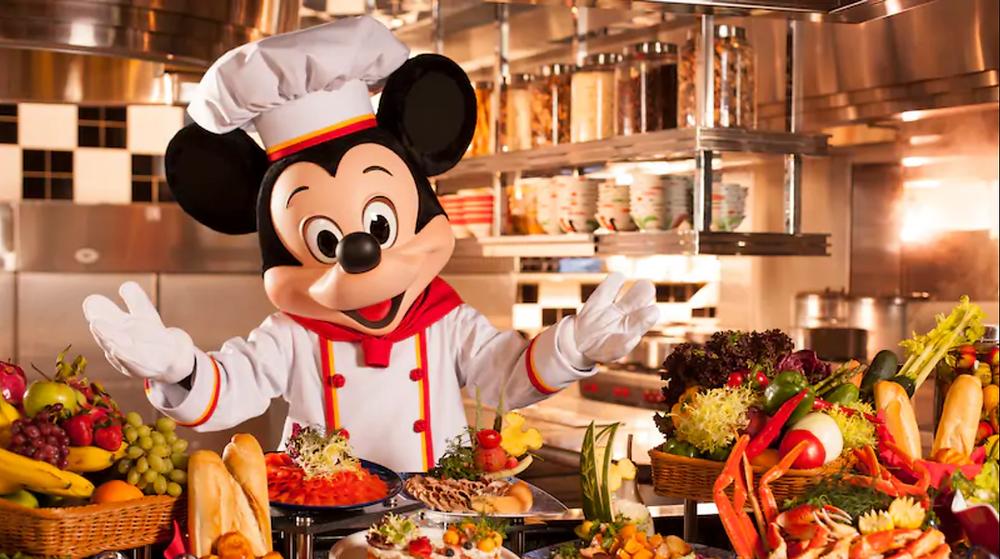 Los restaurantes más baratos de Disneyland París