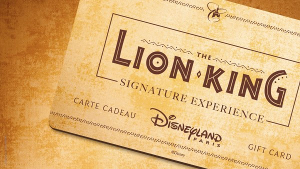 El Rey León Experiencia Premium Signature Experience