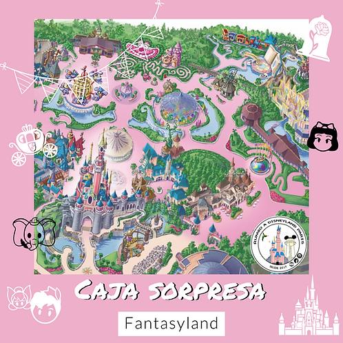 Caja sorpresa Fantasyland