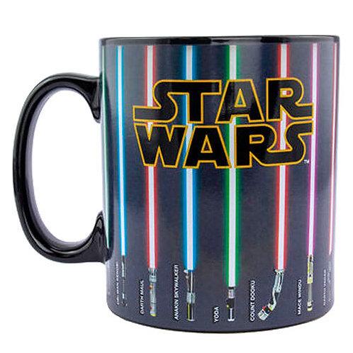 Taza termica Espadas Laser Star Wars XL