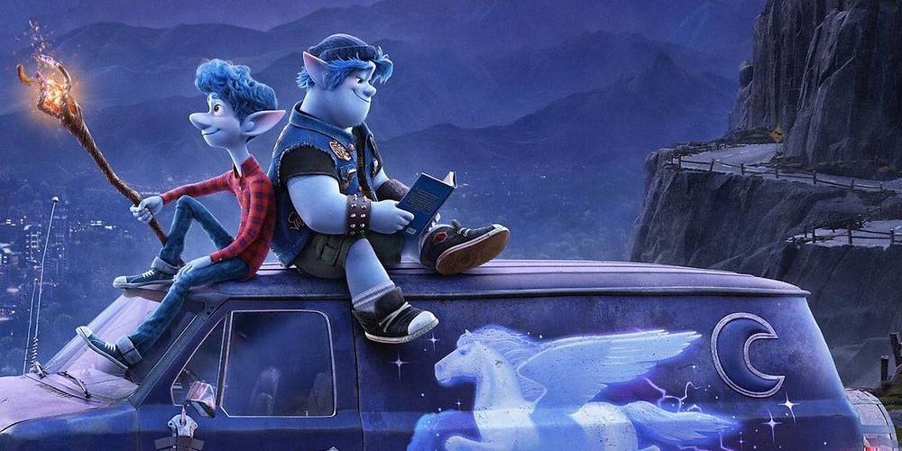 Onward, la nueva película de Disney Pixar