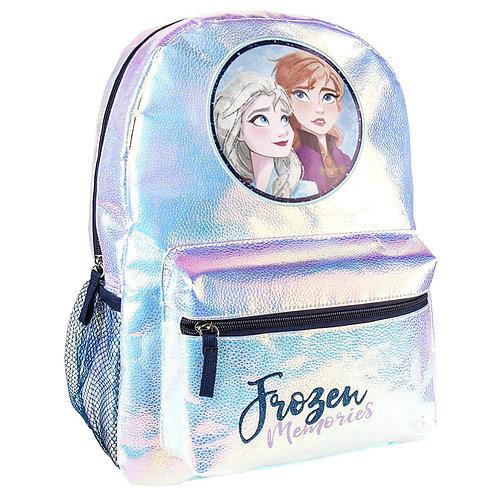 Mochila Elsa & Anna Frozen 2 36cm
