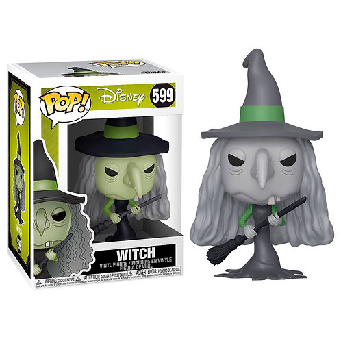 Figura POP Witch Pesadilla Antes de Navidad