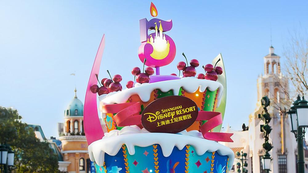 Shangai Disney Resort cumple 5 años