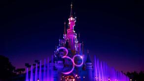 Disneyland Paris celebra su 30 Aniversario