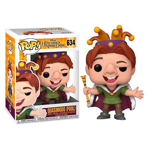Figura POP Quasimodo Fool El Jorobado de Notre Dame