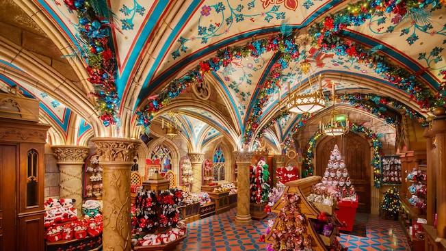 El Castillo de la Bella Durmiente Disneyland Paris
