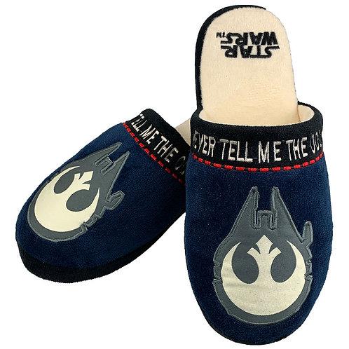 Pantuflas Han Solo Star Wars hombre
