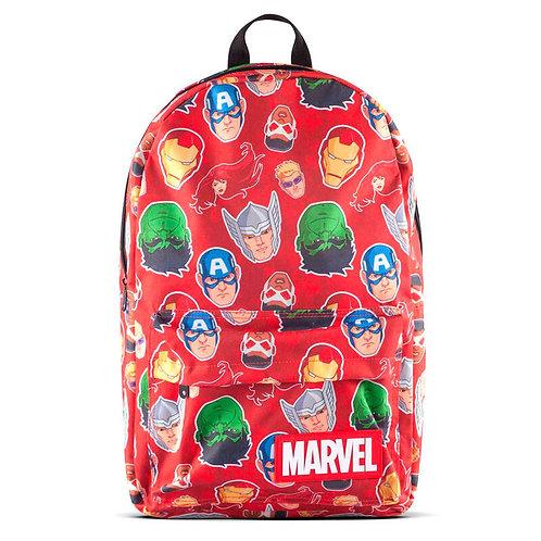 Mochila Characters Marvel 41cm